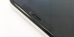 3D Tvrzené sklo na iPhone X (P) Vylepšené - 2