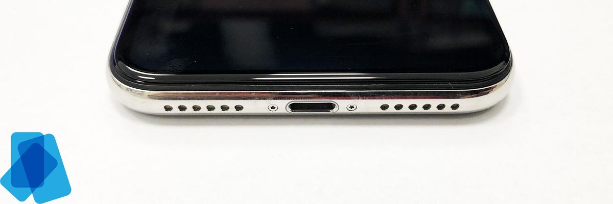 3D Tvrzené sklo na iPhone X (P) Vylepšené - 4