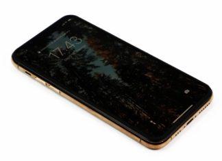 3D tvrzené sklo se silikonovými hranami na iPhone