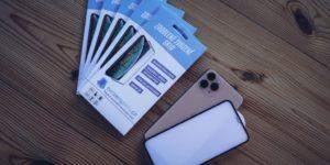 3D Tvrzene sklo na iPhone X,XS,11 Pro Max