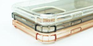 Gumový obal s vyztuženými hranami na iPhone 11 - 1