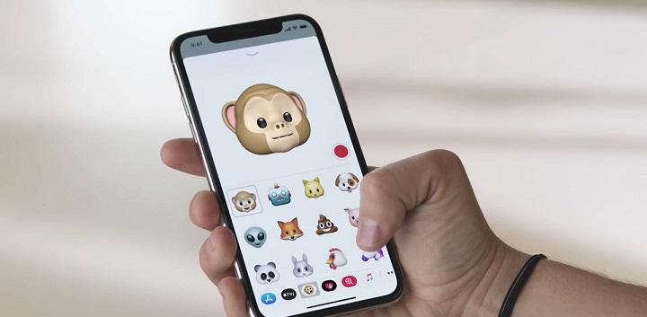 Samsung okopíruje službu Animoji z iPhone X  » FanApple cz