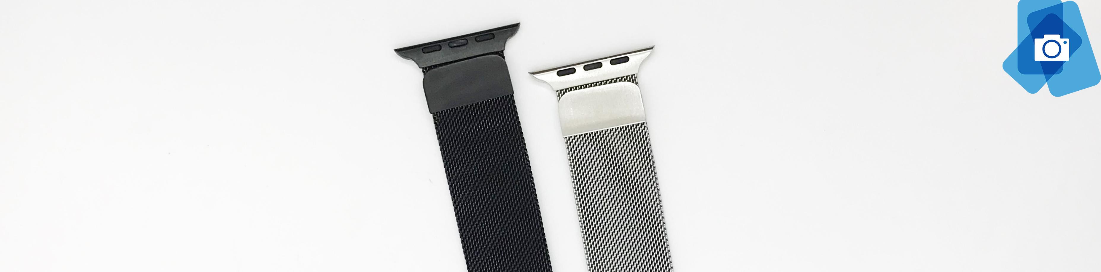 Luxusní Ocelové řemínky pro Apple Watch