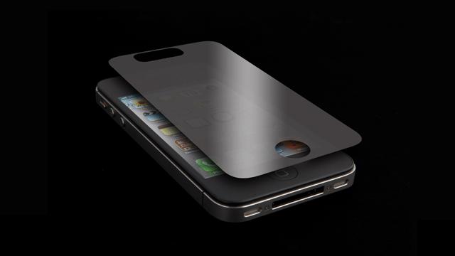 Ochranná fólie iPhone