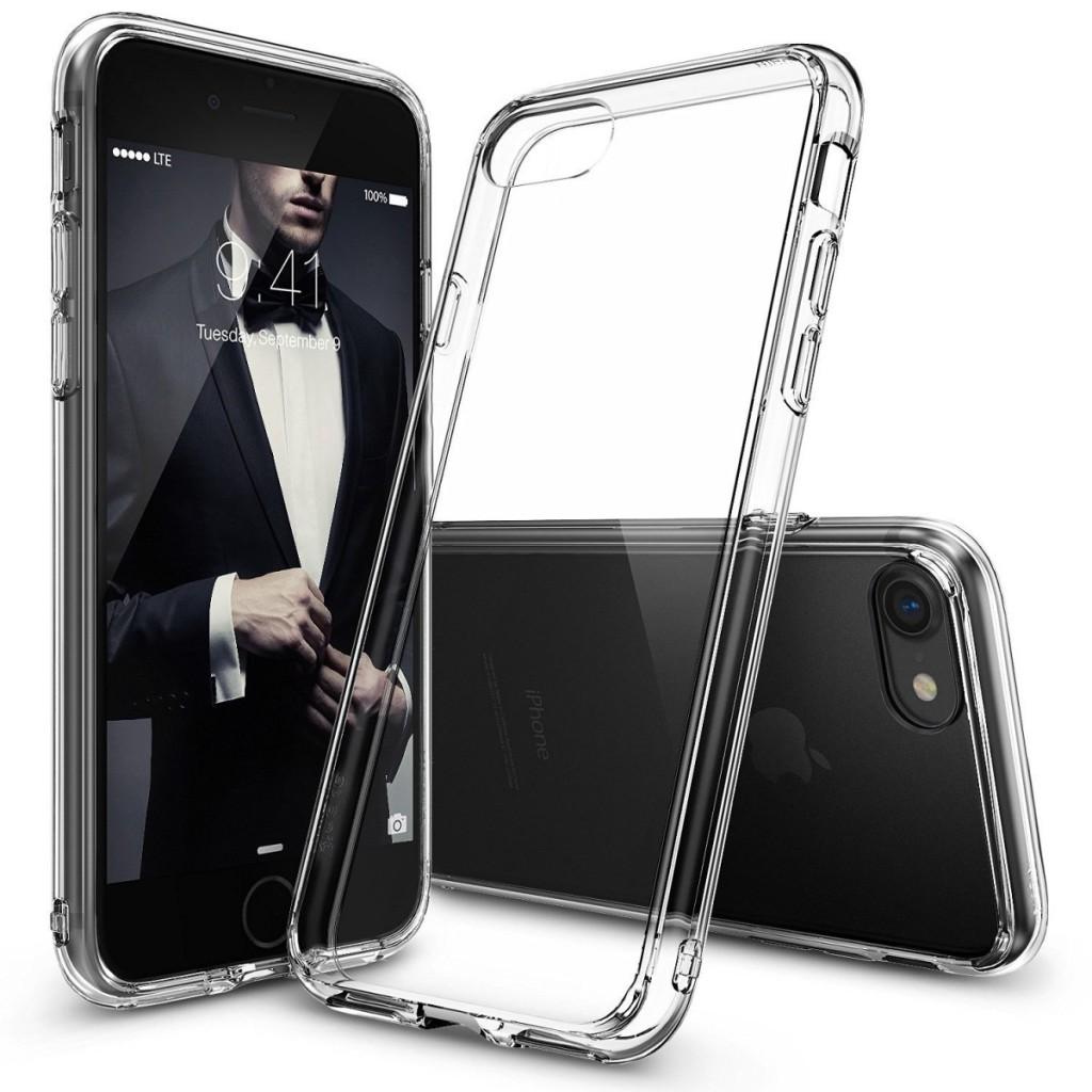 Průhledný kryt iPhone