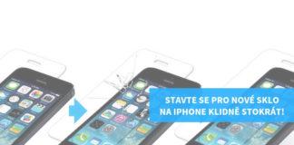 Tvrzene sklo na iPhone s dozivotni zarukou