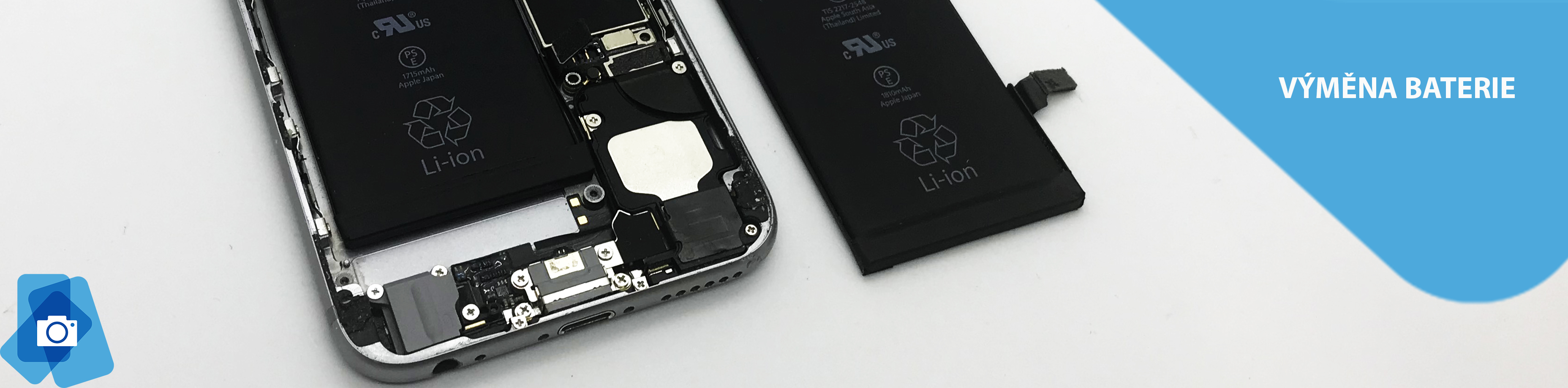 Výměna Baterie iPhone Praha 5