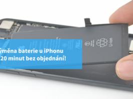 Výměna baterie u iPhonu - Tvrzenýsklo.cz
