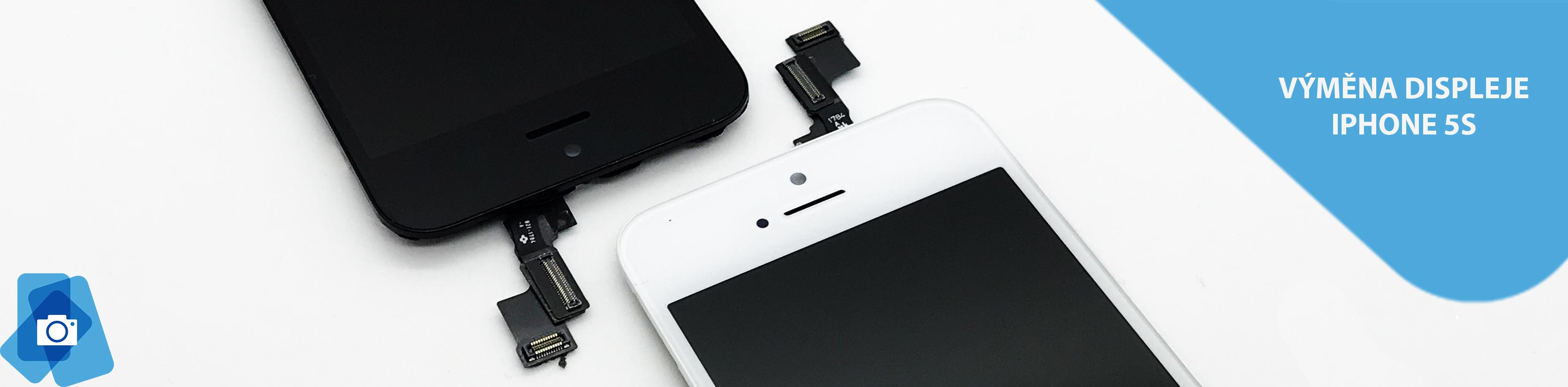 Výměna displeje iPhone 5s Praha