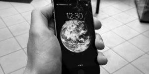 Výměna displeje iPhonu 3