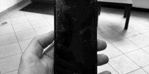 Výměna displeje iPhonu 5