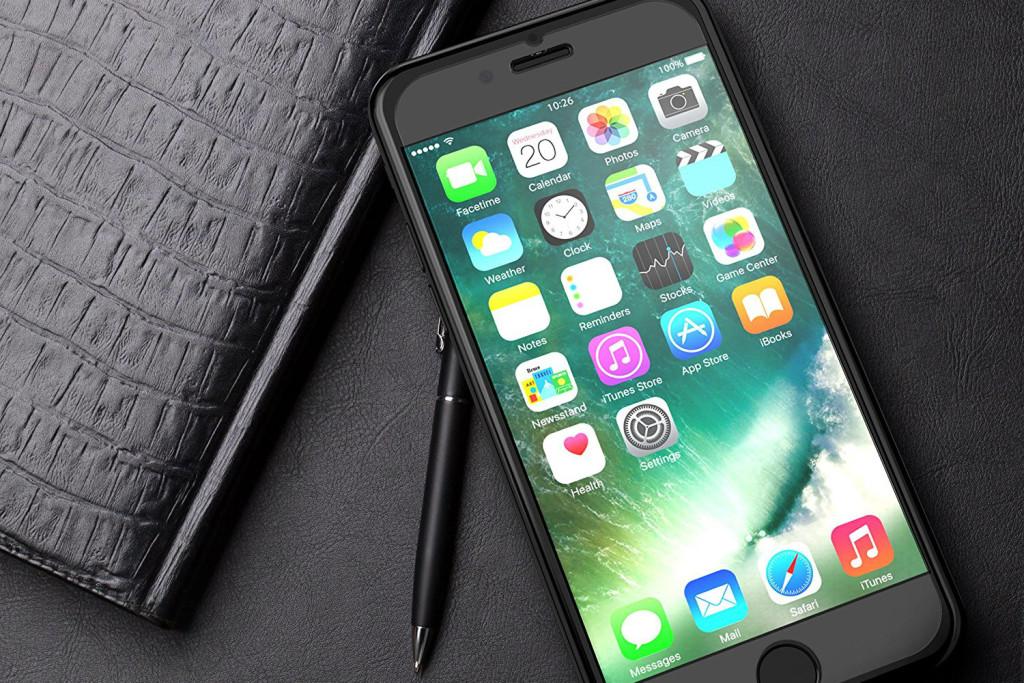 iPhone 7 tvrzené ochranné sklo!