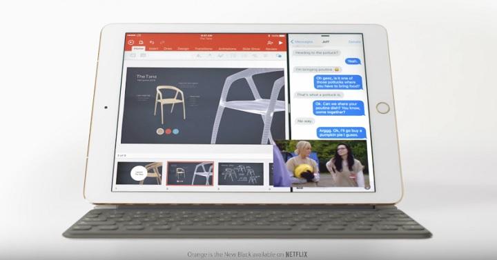 """74cc9c58c Společnost Apple zveřejnila na svém oficiálním YouTube kanále novou  televizní reklamu prezentující iPad Pro s názvem """"What's a Computer?"""