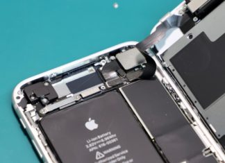 špatný stav baterie iPhonu