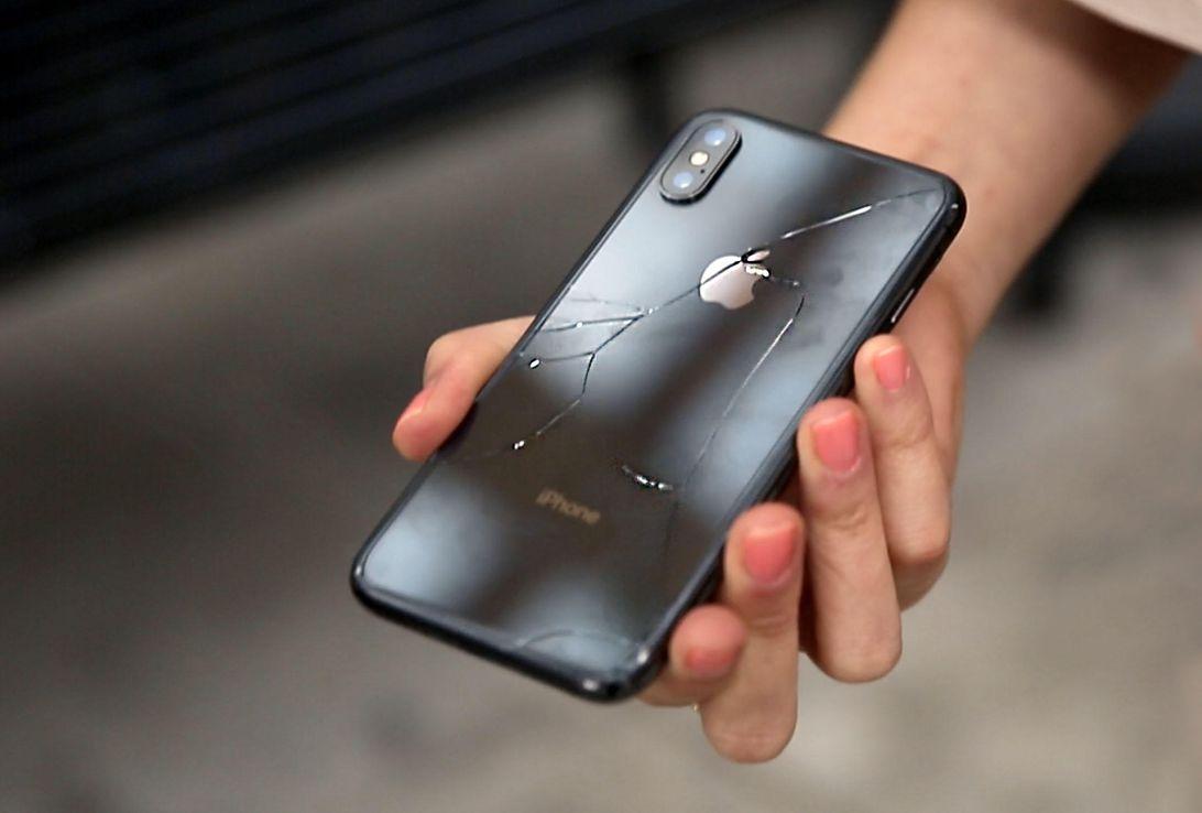 Jak nejlépe ochránit iPhone před poškozením