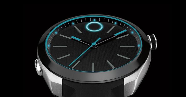 HP představil chytré hodinky Titan Movado podporující systém iOS ... 3829eff26d6