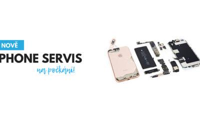 iPhone Servis Praha