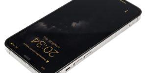 Ochranné sklo na iPhone 12