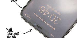 3D Tvrzené sklo na iPhone 12 a iPhone 12 Pro - 6