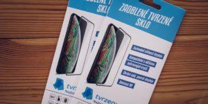 Prémiové 3D ochranné sklo na iPhone