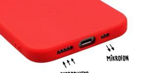 Gumový obal na iPhone 12 (Pro)