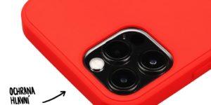 silikonový obal na iPhone 12