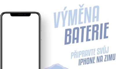 Výměna baterie v iPhonu Tvrzenýsklo